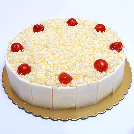 Mouthwatering Whiteforest Cake: Send Cakes to Bahrain