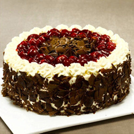 Tasty Black Forest Cake: Send Cakes to China