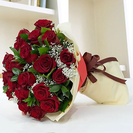 Lovely Roses Bouquet EG: Flower Delivery Egypt