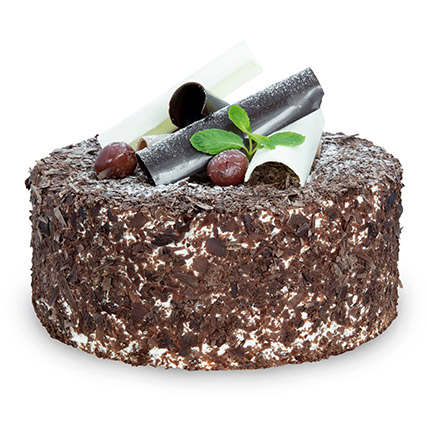 Blackforest Cake 12 Servings EG: Send Cakes to Egypt