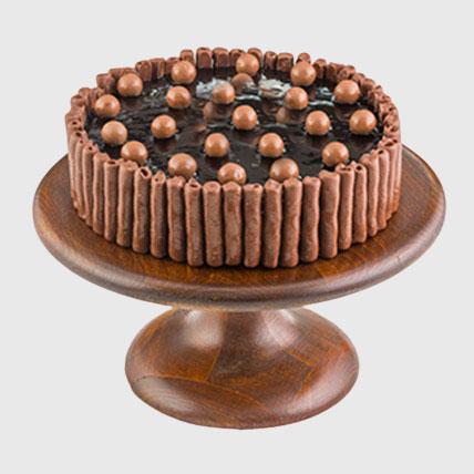Fudge Chocolate With Nutella Cream: Send Cakes to Egypt