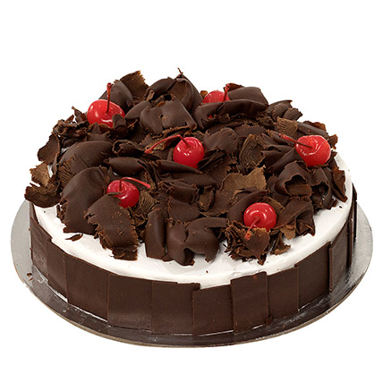 Delectable Black Forest Cake JD: Cakes Shop in Amman