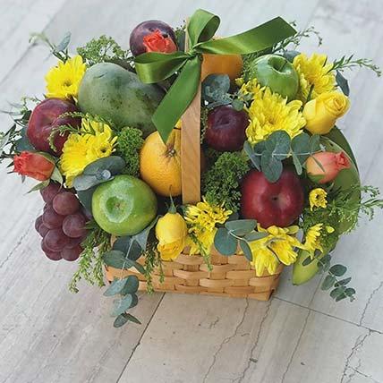Get Well Soon With Fresh Fruits Basket: Ramadan Gifts in Jordan
