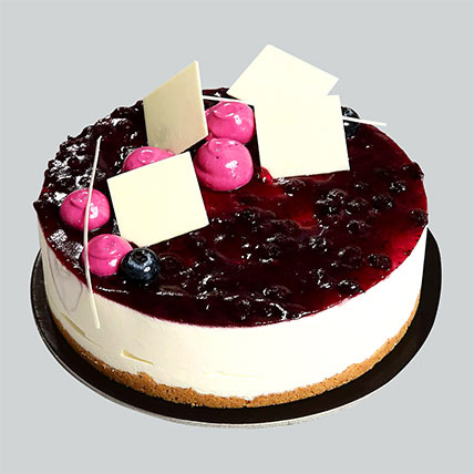 Blueberry Cheesecake: Cakes Delivery in Dubai