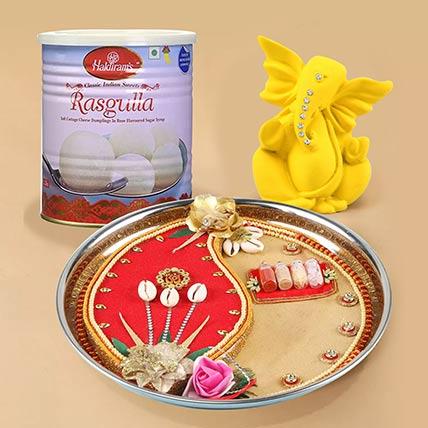 Diwali Combo With Rasgulla: Diwali Gifts 2019
