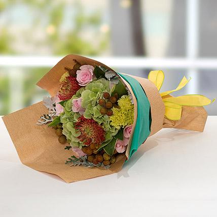 Exotic Flower Bouquet: Exotic Flowers