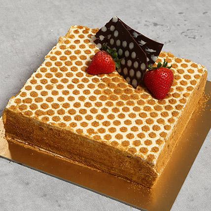 Honey Cake: Congratulations Cakes
