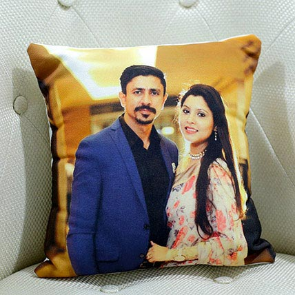 Personalize Photo Cushion: Personalized Gifts