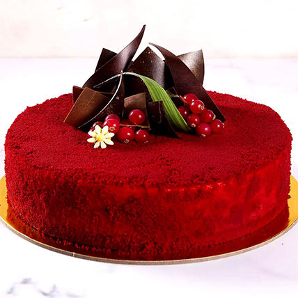 Red Velvety Cake: Midnight Delivery Gifts