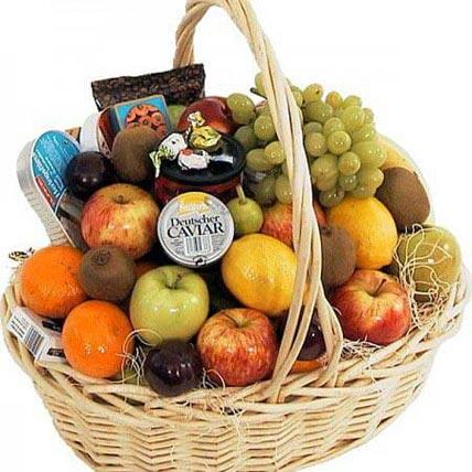 Full of Fruits: Gift Hampers