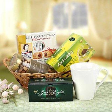 Refreshing Gift: Diwali Dry Fruit Hampers
