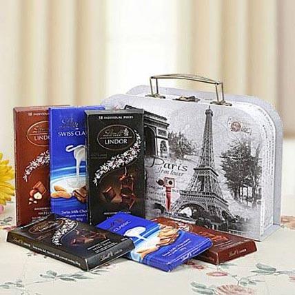The Magic of Chocolates: Chocolates