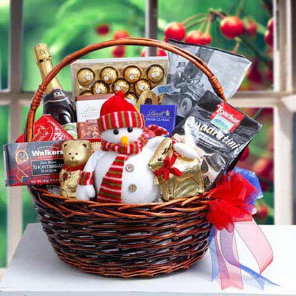 Chocolatier Glee: Christmas Gift Hampers