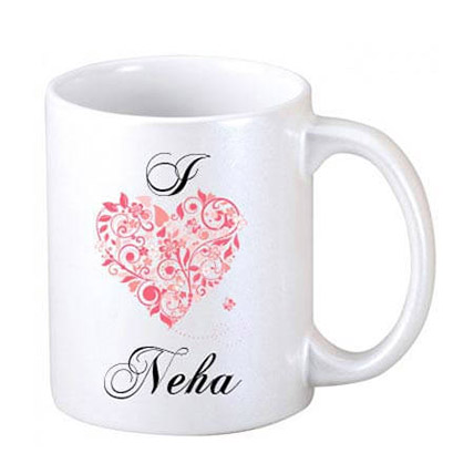 Mug For Your Lover: Personalised Mugs