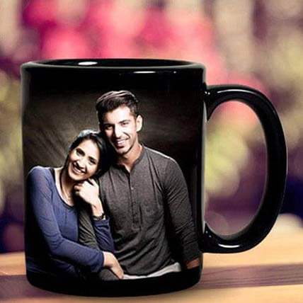 Personalized Couple Mug: Personalised Anniversary Gifts