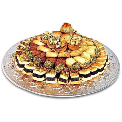 Pettifor in a Tray: Order  Lebanese sweets