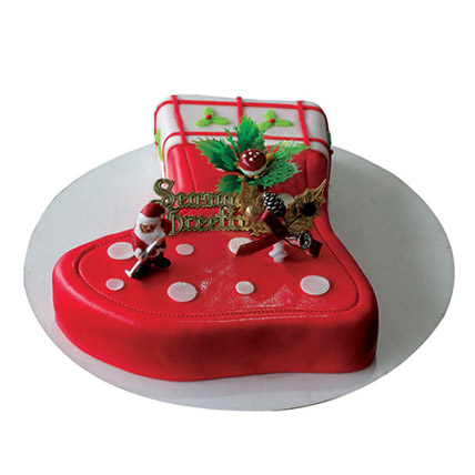 Season Treat: Designer Cakes  Delivery