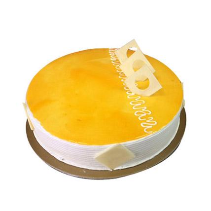 Eggless Mango Cake: Mango Cake