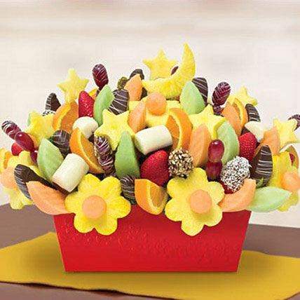 Suhoor Gathering Arrangement: Fruit Baskets
