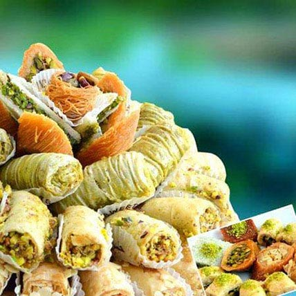 Baklava Extra:  Sweets Delivery