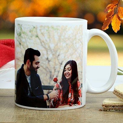 The special couple Mug: Personalised Anniversary Mugs