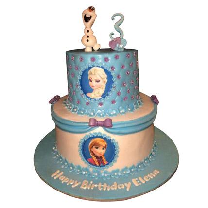 Frozen Starcast Cake: Frozen Cakes