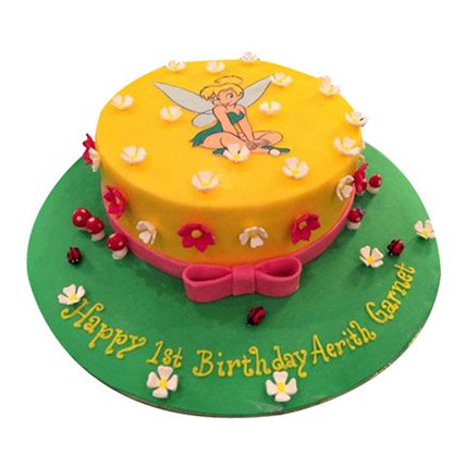 Tinkerbell Fairy Cake: Tinkerbell Cakes