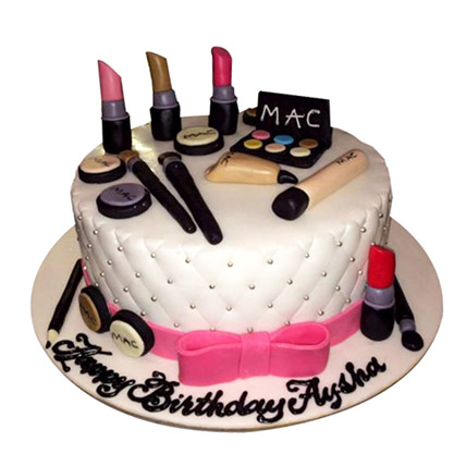 MAC Cake: Designer Cakes  Delivery