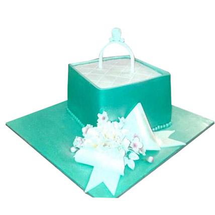 Wedding Ring Cake: Designer Cakes  Delivery