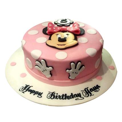 Disney Minnie Cake: Minnie Mouse Cakes