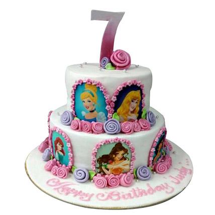 Little Princess Cake: Cinderella Birthday Cakes