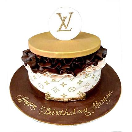 Louis Vuitton Cake: Cakes Delivery in Ras Al Khaimah