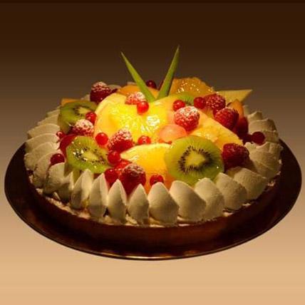 Fruit Tart: Cheesecakes Delivery Dubai