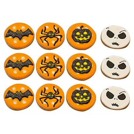 Halloween Assorted Cookies Set: Cookies in Dubai