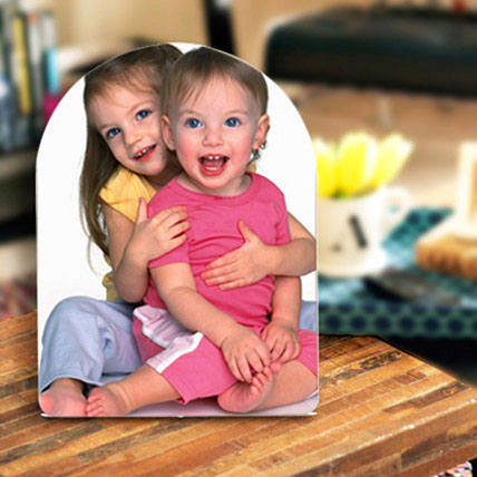 Sweet Love Personalized Photo Frame: Personalised Gifts