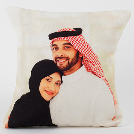 Lovable Personalized Cushion: Bhai Dooj Personalised Gifts