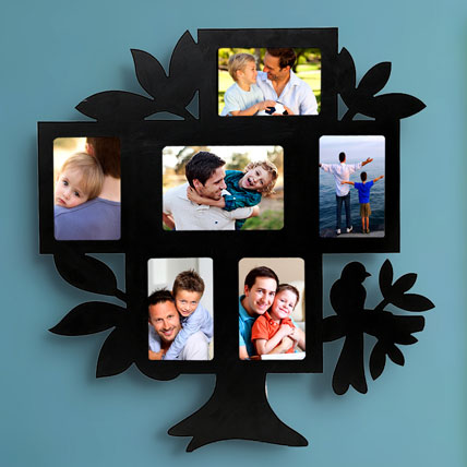 Family Tree Personalized Frame: Home Decor Items