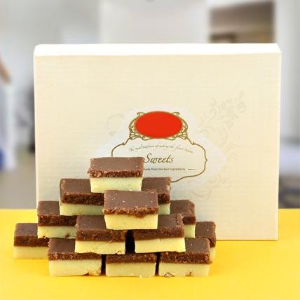 Enjoyable Chocolate Barfi: Send Sweets in Dubai