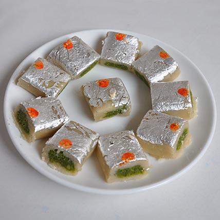 Delicious Kaju Dilkhush: Send Sweets in Ajman