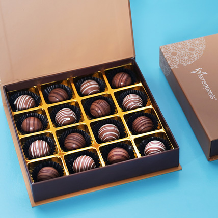 Box of Gourmet Chocolate: Holi Gifts