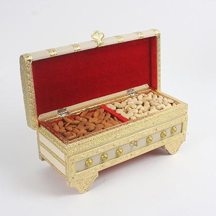 Designer Dry Fruits Box: Diwali Dry Fruit Hampers
