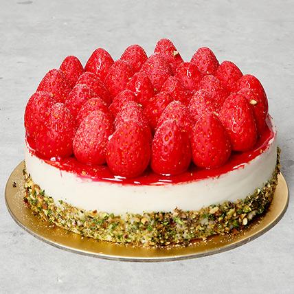 Classic Strawberry Cheesecake: Cheesecakes