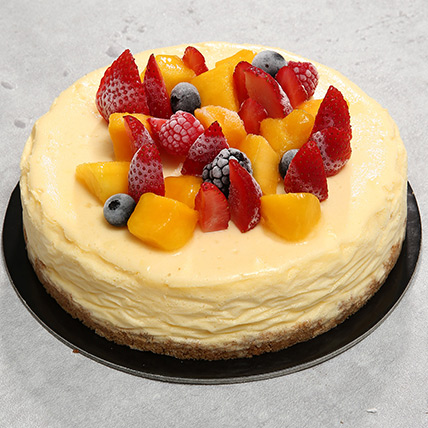 Baked Cheesecake: Cheesecakes Delivery Dubai