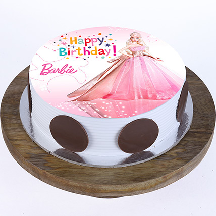Princess Barbie Cake: Barbie Cake