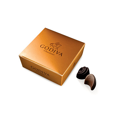 Godiva Ballotin Gold: Childrens Day Gifts