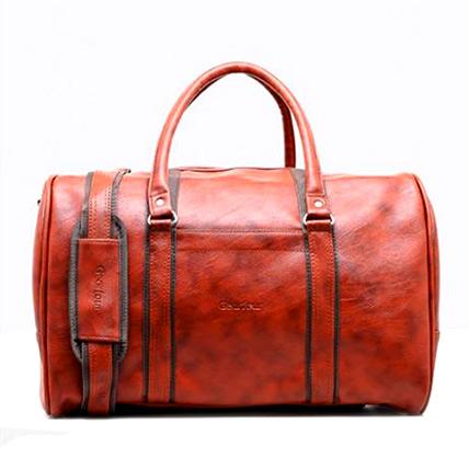 Men Holdll Duffle Travel Bag: Handbags