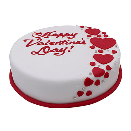 Super Valentine Cakes For Girlfriend Valentine Day Cakes For Funny Birthday Cards Online Elaedamsfinfo