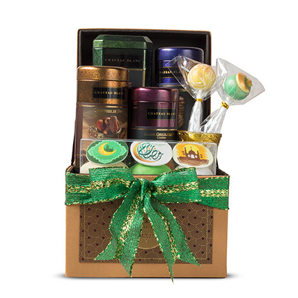 Delicious Hamper Box For Ramadan: Eid Gifts