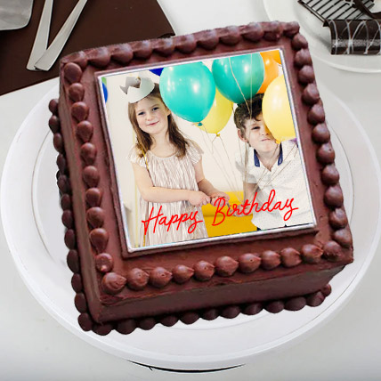 Delectable Photos Cake: Birthday Cakes Delivery in Ras Al Khaimah