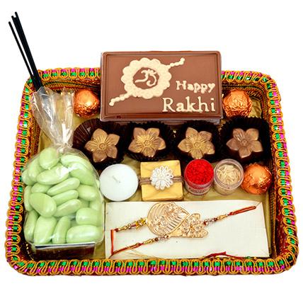 Raksha Bandhan Hamper: Send Rakhi in Sharjah
